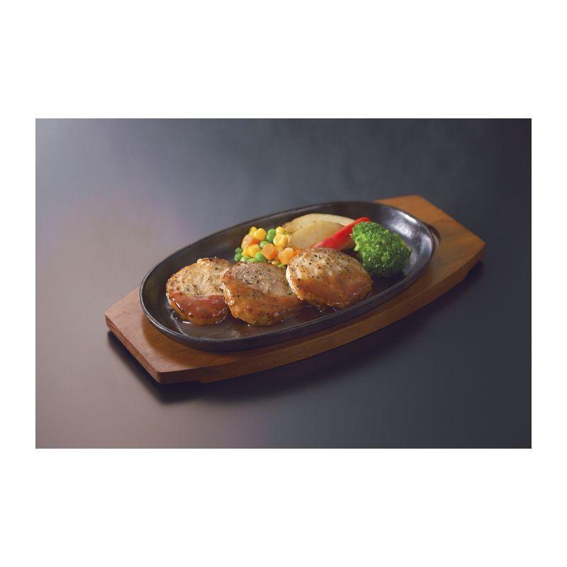 鹿児島黒豚 ロールステーキ