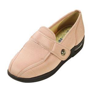 マリアンヌ製靴 彩彩~ちりめん~ W1102 婦人用 /23.5cm さくら