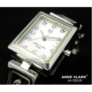 アン・クラーク レディース クォーツ腕時計 AA1030-09