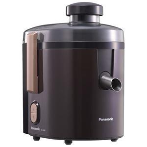 パナソニック(家電) 高速ジューサー(ブラウン) MJ-H600-T