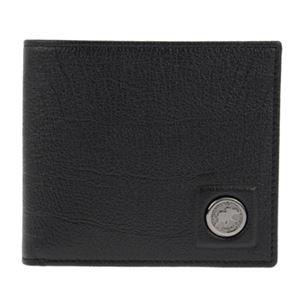 HUNTING WORLD (ハンティングワールド) 575-1-233/BLK 二つ折り財布