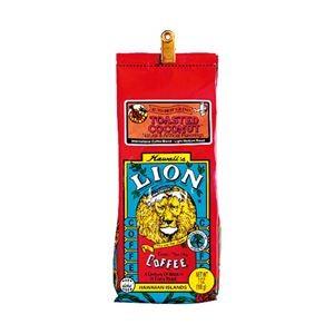ハワイコーヒーカンパニー ライオンコーヒー トーステッドココナッツ 1袋(198g)