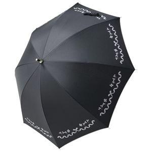 リボン晴雨兼用日傘ショートタイプ K90616518