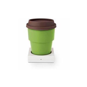 グリーンハウス USBインサートカップウォーマー グリーン GH-CUPA-GR