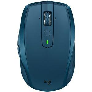 ロジクール MX Anywhere 2Sワイヤレス モバイルマウス ミッドナイト ティール MX1600sMT 1個