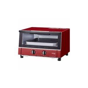 タイガー オーブントースター やきたて グロスレッド KAM-S130-RG