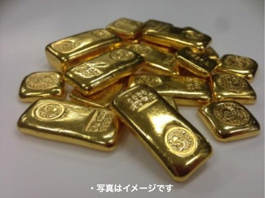 インゴット100g 純金 K24 グッドデリバリーバー