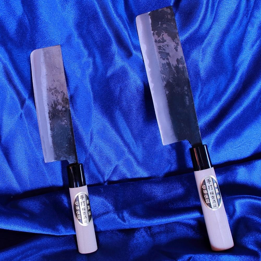 経済産業大臣指定伝統的工芸品 信州打ち刃物 「黒姫(大)」 (送料込み)