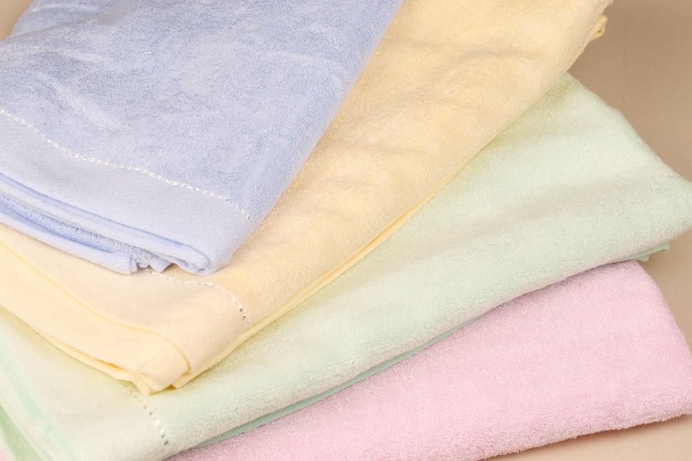 SONIC天然抗菌竹繊維製 バスタオル