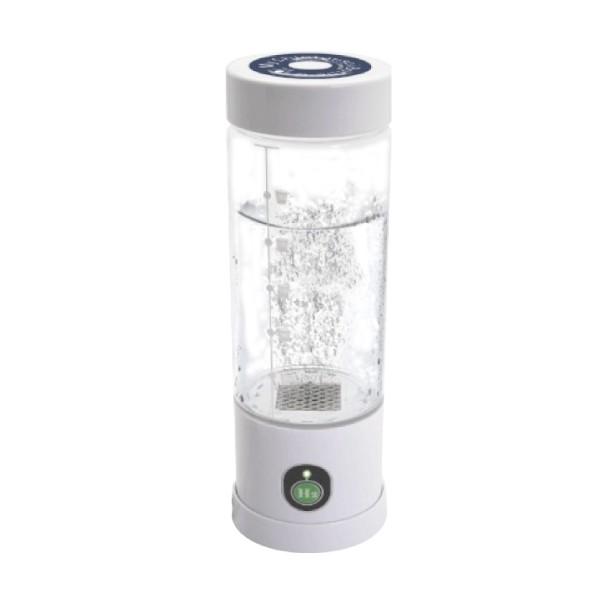 充電式で携帯できる高濃度水素水生成器『MyShintousuiBottle-Q』