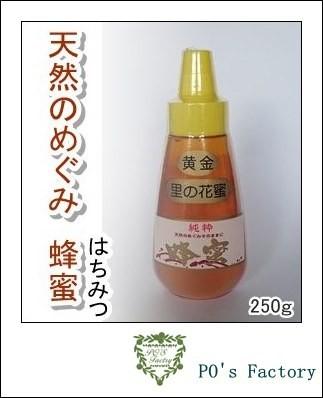 純粋はちみつ/蜂蜜  ≪蜜の饗宴≫  純度100%