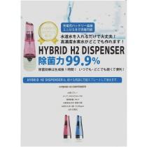 水素水スプレー・化粧水・除菌