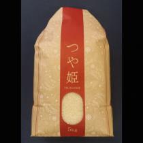 山形県産 つや姫 特別栽培米 5kg