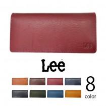 【全8色】 LEE リー 高級イタリアンレザー ウォレット 長財布