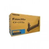 【純正品】 TOSHIBA 東芝 インクカートリッジ/トナーカートリッジ 【PS-OD300CPC シアン】