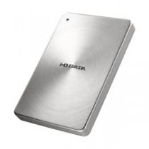 アイ・オー・データ機器 USB3.0/2.0対応 ポータブルハードディスク 「カクうす」 1.0TB シルバー HDPX-UTA1.0S