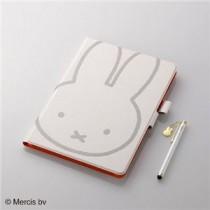 エレコム iPad Air 2用miffyフラップカバー(ミッフィー) TB-A14WVFMF1