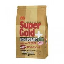 森乳サンワールド スーパーゴールド フィッシュ&ポテトプラス 関節ケア 2.4kg【ペット用品】