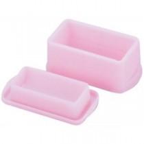 【訳あり・在庫処分】中巻き寿司がポン(ナイフ付) ピンク 【2セット】