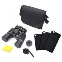 サンコー ライブビュー双眼鏡 for iPhone 5/6/6 Plus X658BBNQ