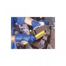 (業務用40セット)ショーワグローブ ゴム手袋ブルーフィット Lサイズ 181