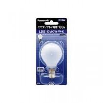 (まとめ)Panasonic パナソニック ミニクリプトン電球LDS110V90WWKホワイト【×40セット】