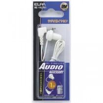 (業務用セット) ELPA ラジオ用イヤホン 3.5φL型ミニプラグ ホワイト 1m RE-11L(IV) 【×30セット】