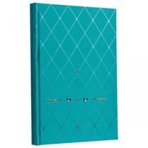 (業務用セット) ラインストーン表紙 ギフトアルバム 写真/ダイヤ(ブルー)/B5 アH-B5B-241-2-B【×3セット】