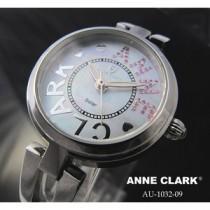 アンクラーク レディース ソーラー腕時計 AU1032-09