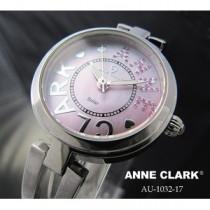アンクラーク レディース ソーラー腕時計 AU1032-17