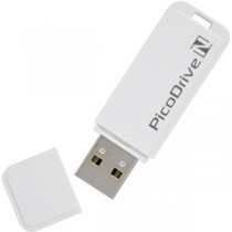 (まとめ) グリーンハウス USBメモリー ピコドライブ N 4GB GH-UFD4GN 1個 【×4セット】
