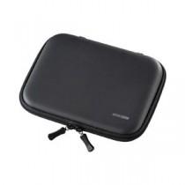 (まとめ)サンワサプライ セミハード電子辞書ケース(ブラック) PDA-EDC31BK【×3セット】