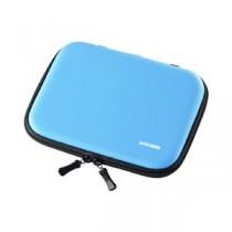 (まとめ)サンワサプライ セミハード電子辞書ケース(ブルー) PDA-EDC31BL【×3セット】