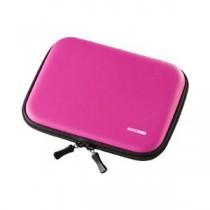 (まとめ)サンワサプライ セミハード電子辞書ケース(ピンク) PDA-EDC31P【×3セット】