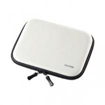 (まとめ)サンワサプライ セミハード電子辞書ケース(ホワイト) PDA-EDC31W【×3セット】