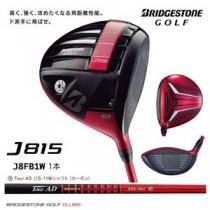 ブリヂストンゴルフ ドライバー J815 Dr J15-11W SR