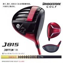 ブリヂストンゴルフ ドライバー J815 Dr MJ-7 S