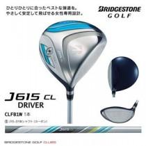 ブリヂストンゴルフ ドライバー(カーボンシャフト)J615 CL DR R 〔レディース〕