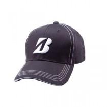 ブリヂストンゴルフ プロモデルキャップ ブラック(黒) L