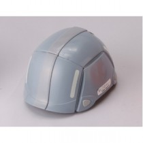 防災用折りたたみヘルメット BLOOM(グレー)【防災ヘルメット】