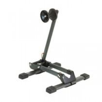 (まとめ)ITPROTECH 折りたたみ モバイル自転車スタンド MTB対応 YT-MCP03【×2セット】