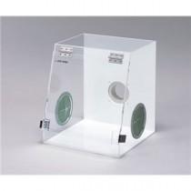 ワークボックス 排気ダクト付き ベンチ、無菌ボックス