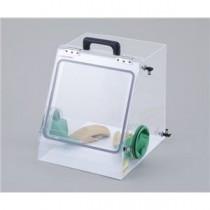 グローブボックスコンパクト CGB ベンチ、無菌ボックス