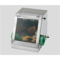 グローブボックスコンパクトCGB-S ベンチ、無菌ボックス