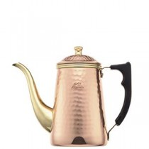 Kalita(カリタ) 銅ポット0.7L (コーヒーポット/ドリップポット) 52019