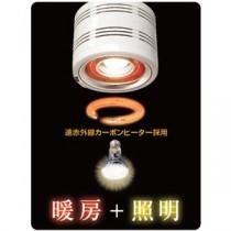 ヒーター内蔵型天井照明 pocapica?