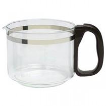 (まとめ)象印 コーヒーメーカージャグEC-AA660用 ブラウン 1個【×3セット】