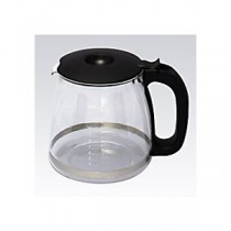 (まとめ)タイガー魔法瓶 コーヒーメーカー12杯用 交換用ポット(ふた付) 1台【×3セット】