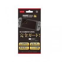 (まとめ)コロンバスサークル Nintendo Switch用 液晶画面フィルム 極 CC-NSSKF-CL【×5セット】