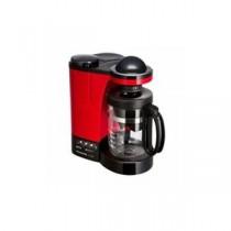 Panasonic ミル付き浄水コーヒーメーカー レッド NC-R400-R